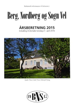 BNS Årsberetning 2015